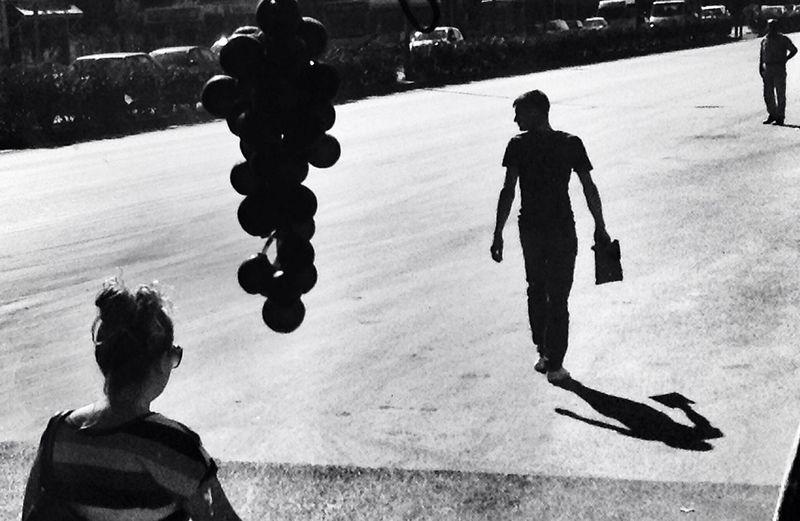Afternoon shadows. Streetphotography Blackandwhite Urban Landscape Odetomycity