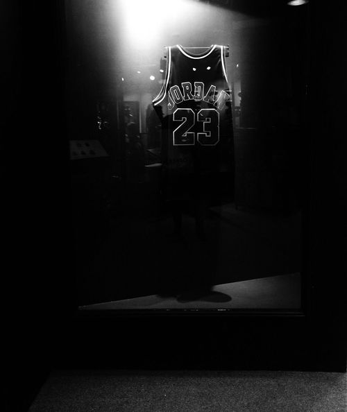 G.O.A.T. Igers IPhoneography Iphonesia Iphoneonly Michael Jordan Basketball Ballin Blackandwhite