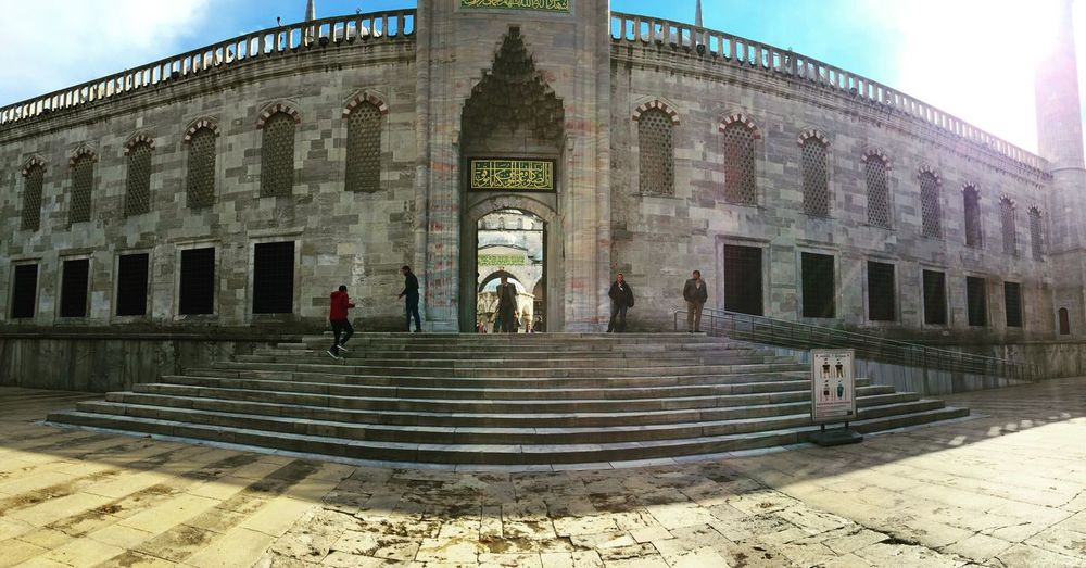 SultanAhmetBlueMosque Turkey