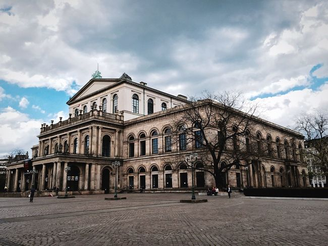 Staatsoper Hannover OpenEdit Historical Building Historical Sights Travel Photography City Life Discover Your City City Opéra Theater Hannover