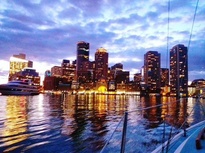 Boston Harbor First Eyeem Photo
