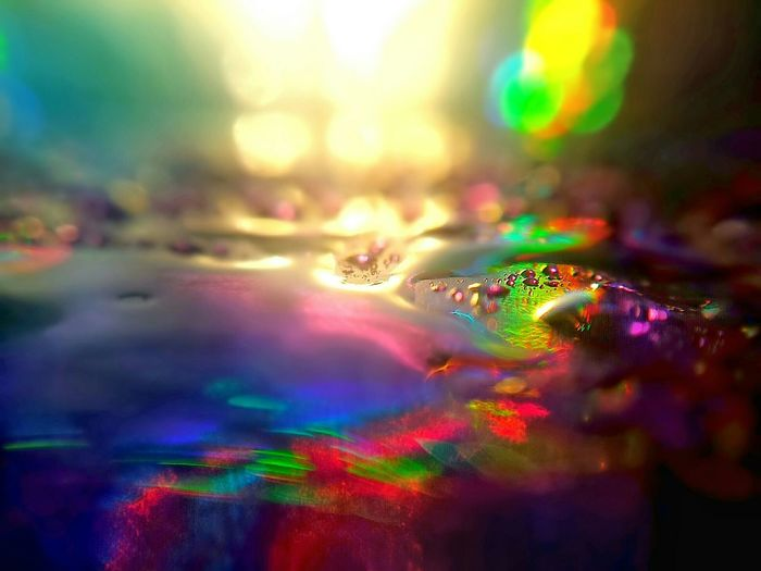 Phone Photography With Clip-on Macro Lens Prism Colors Prism Samsung Galaxy S4 Phone Phone Photography Creative Photography Samsung Galaxy S4 Phone Macro Tadaa Community Bokehlicious Drop Collection Macroclique Drops_perfection EyeEm Gallery Droplets Collection Rainbow Colors Rainbow Colours Colors Colorsplash Colorful Color Splash Color Explosion Color Photography All Colors Of The Rainbow Light Breaking