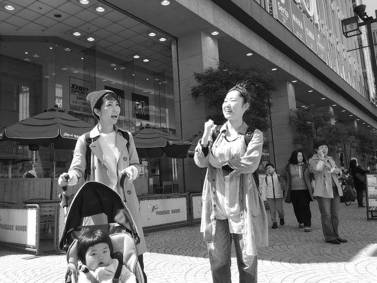 CityWalk City Life Enjoying Life City Street The Street Photographer - 2016 EyeEm Awards On The Road Snapshot People B&w Street Photography Streetphotography_bw Holiday Kichijoji 吉祥寺 , Tokyo Japan