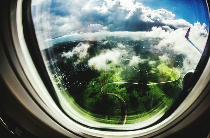 My beatifull Puerto Rico... Finalyy Home 💖 Puerto Rico Beautiful Islandlife Island Allgreen Airplane Picfromair Nowords