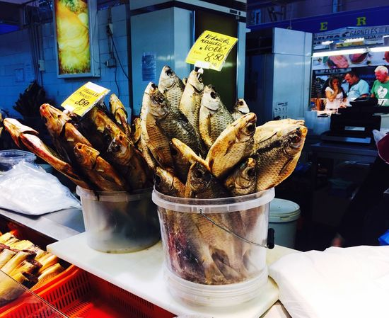 Riga Market Market Fish Market Food Food Food And Drink Retail  For Sale Seafood Fish Food Stories