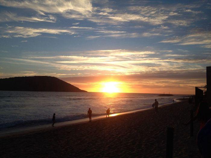 Nofilter Sunset Lifes A Beach
