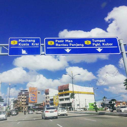 Kota Bharu, Kelantan, Malaysia Outdoors Day