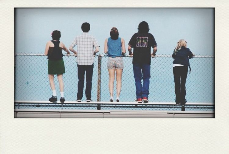 The Perks Of Being A Wallflower Watching A Movie Friendship And In This Moment, I Swear, We Are Infinite.