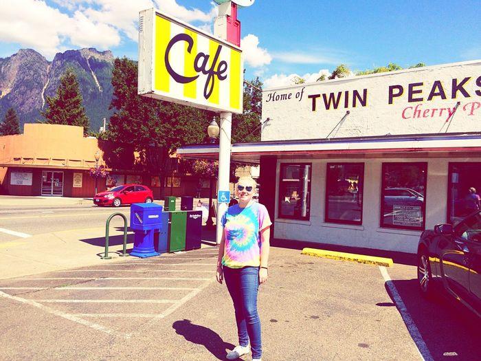 Twedes Cafe Twin Peaks Twinpeaks Northbend Cherrypie