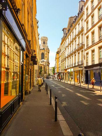 Architecture City City Street Travel Destinations Paris Travel France Parisian Life Saint Germain Des Pres First Eyeem Photo