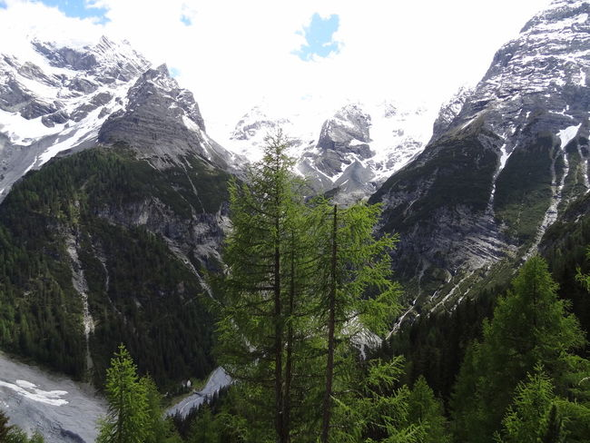 Schweiz Schweizer Alpen Beauty In Nature Day Landscape Lost In Landscape Mountain Nature No People Ortlergruppe Outdoors Scenery Scenics Sky Snow Stilfserjoch Switzerland Switzerlandpictures Tree Wilderness Lost In The Landscape