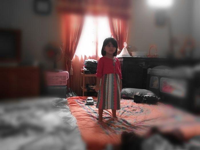 Girl First Eyeem Photo