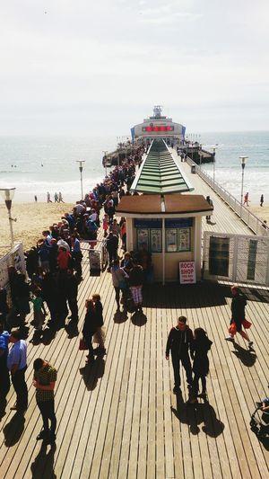 Bournemouthpier Bournemouth Beach