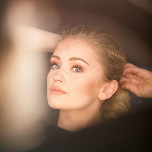 Alicia BTS Photography Portrait
