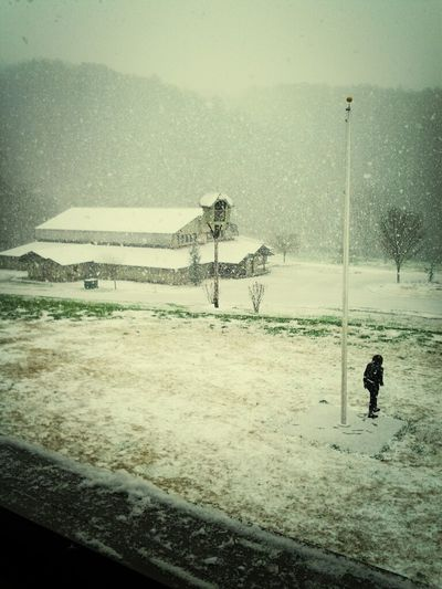 #snow #NorthGa #HighSchoolRetreat