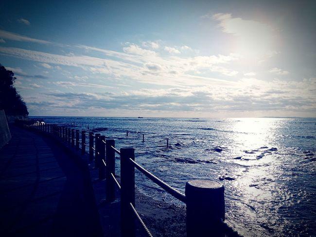 鯛の浦 Sky Sea お出掛けSea And Sky
