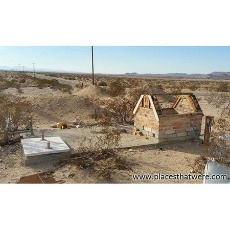 Urbanexploration Urbex Forgottenplaces Rurex Ghosttown Amboy California Route66