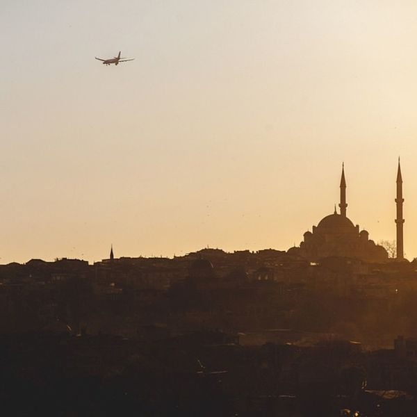 Istanbul Sehir City Türkiye turkey sepia photo art cami mosque