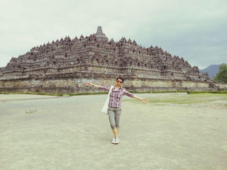 Borobudur Temple INDONESIA Awsome Holiday Enjoying Life