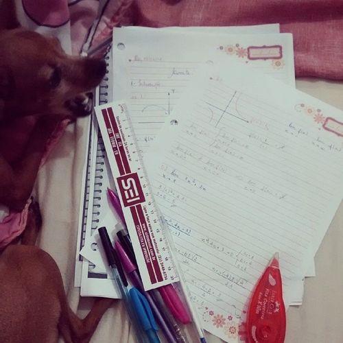 Não deixa eu estudar... Comendo meu material todo :( Engenhariadepress ão C álculo Limites Doming ão
