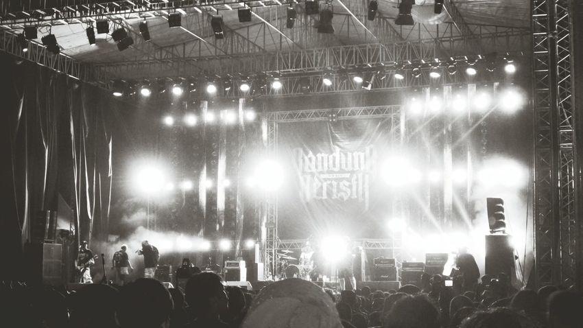 RYKERS ! Germany Metal Band International Metal Band Show Moshpit