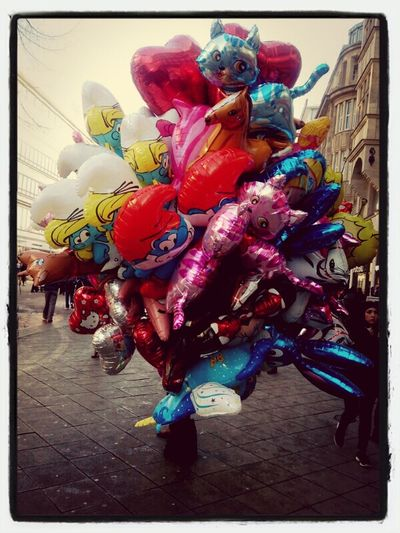Today Hannover City Life Balloons