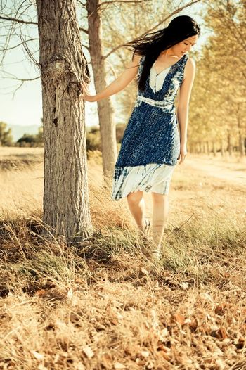 A walk in the park. Portrait Color Portrait Woman Beautiful Nature Beautiful Day Girl Walking Around Taking Photos