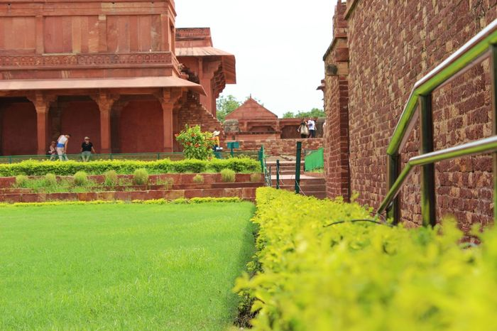 Agra Fatehpur Sikri Taking Photos Enjoying Life Travel India Colour Of Life Beauty Heritage Building Fort
