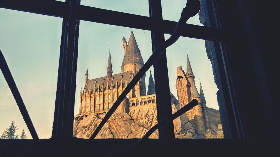 Harry Potter Theme Park USJ In Osaka USJ