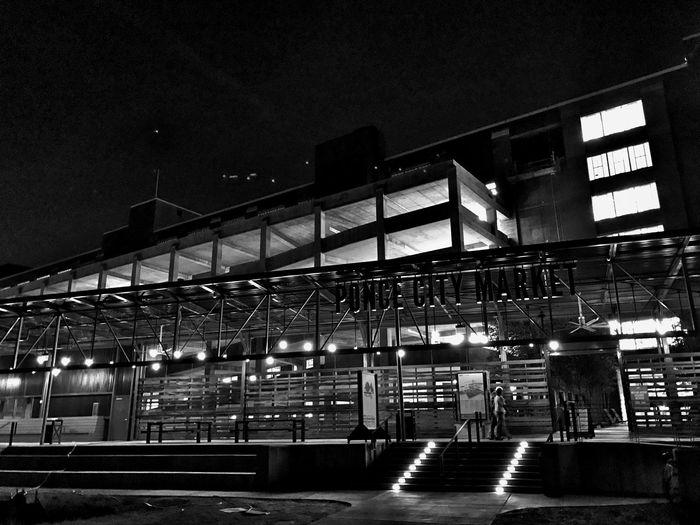 Urban Landscape Blackandwhite Architecture Welcome To Black