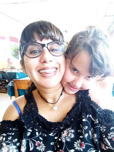 Selfie Filha ♥ Family❤ Mon Amour <3 Miamor ♡ My Princess <3