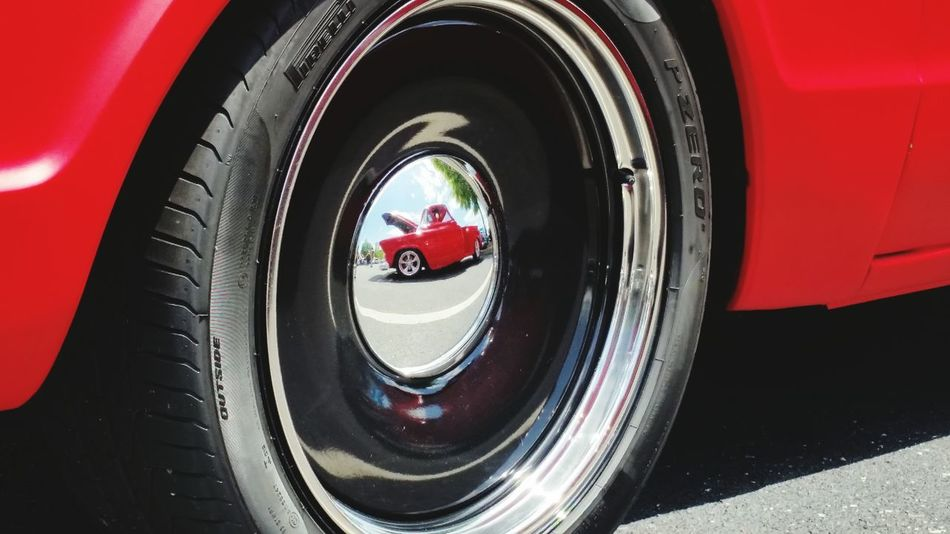 HotRod Mirror HotRods Kustom Kustomkulture Coolcars Streetrod CarShow RatRod Ratrods Americanmade Reflections Reflection