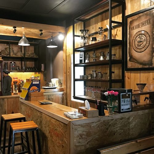 Bumi Aceh Coffee Shop in Takengon Takengon (22.09.17) By ITag Coffee Shop By ITag A Place By ITag