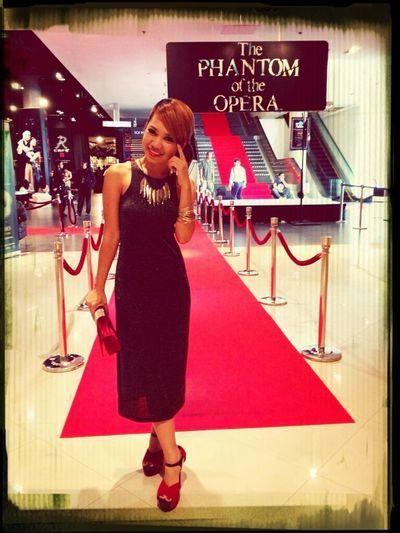 The Phantom of the opera Gala night #don'tmiss #phantom #Bangkok