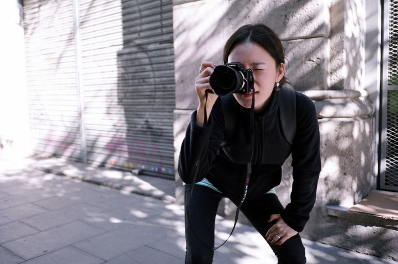 Kodak Portra Barcelona Traveling Enjoying Life