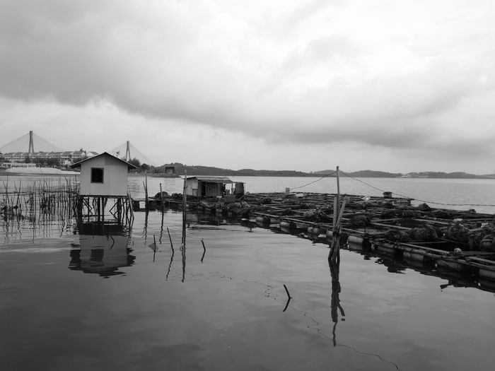 Sea Huaweiphotography Huaweishot Huaweimobile Huawei Leica Huawei Photography Huaweimate9 Huawei Mate 9 Black And White Friday