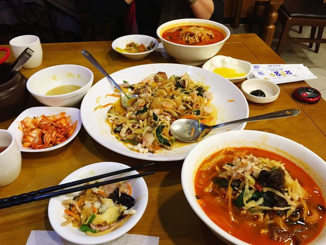 Korean Food Food And Drink Asian Cuisine Food Stories