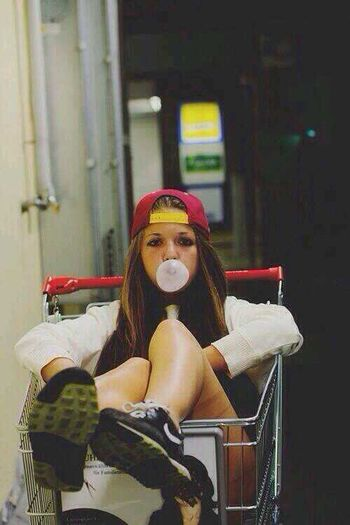 Shopping Gum Nikeairmax Fun