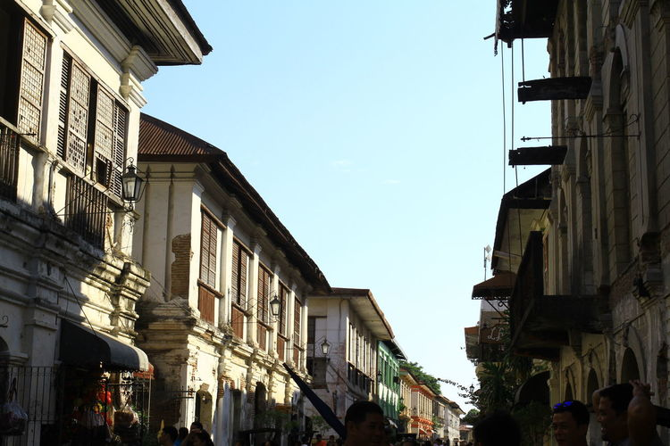 Asian  Asian Culture Heritage HeritageVillage Old Old Houses Of Philippines Vigan Vigan City Vigan Philippines Windmill