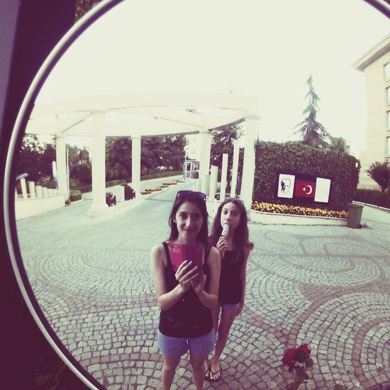 My Sister In Istanbul At Aquacity