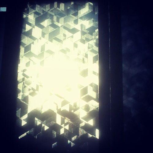 Window Abstract Sunlight Likediamonds Diamonds Glass Light Through The Window Glass Mobileclick Instapic Instashare India Indiagram Balcony