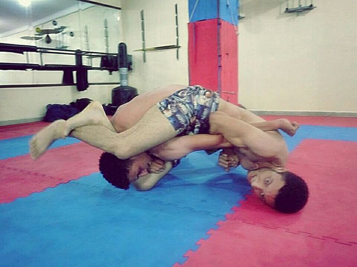 On A Health Kick Training Jujitsu MMA Work Photography Fighting Love This Game ??