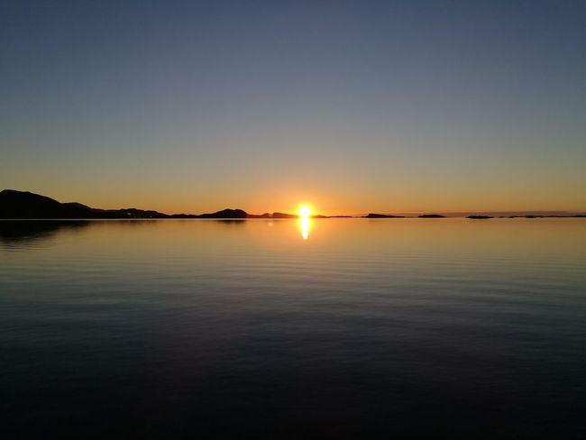 Lauvøya Nature Sunset Sea Outdoors