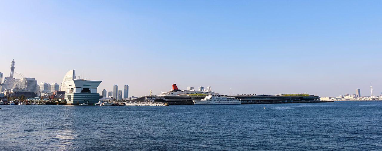 The Changing City Yokohama, Japan Pacifico Yokohama Yokohama Baystars Port Of Yokohama Yokohamaport Yokohama New Face Taking Photos EyeEm Best Edits Seaside