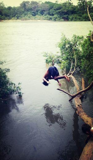 Rio Friiio ❄⛄ Wintertime Banho