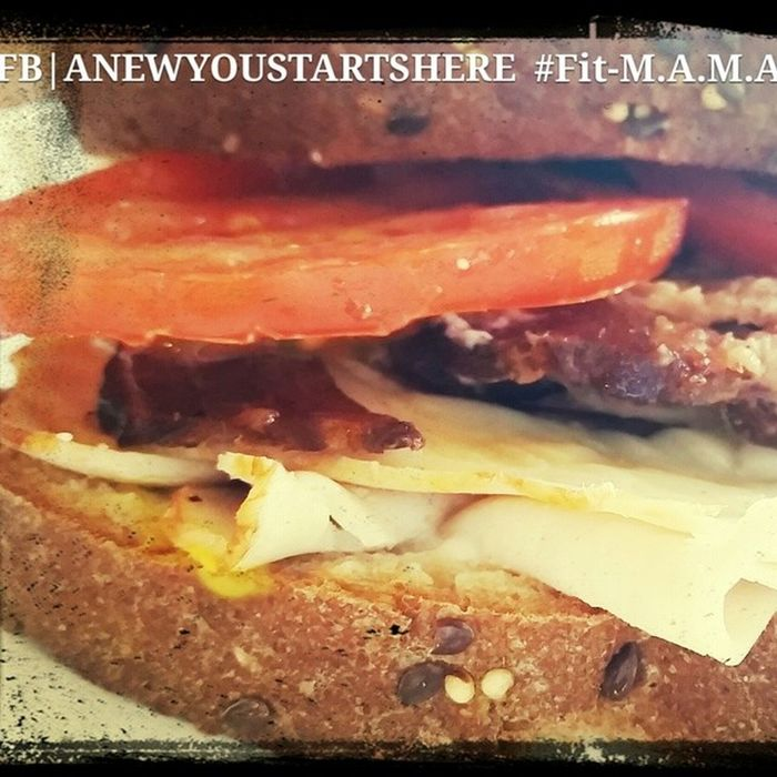 Smoked Brisket and Turkey Provolone sandwich topped with tomatoes, served on 15 whole grain bread ‪INNUTRA ‪Anewyoustartshere ‪GetFit ‪Noexcuses ‪‎AREUIN‬ ‪‎LOSEWEIGHT‬ ‪‎LOVEMYJOB‬ ‪‎FREE‬ ‪‎FITNESS‬ ‪‎ENERGY‬ ‪‎LAUNCH‬ ‪‎QUICKSTART‬ ‪‎JUSTDOIT‬ ‪‎REPRESENT‬ ‪‎weightloss‬ ‪‎inchloss‬ ‪‎GETHEALTHY‬ ‪‎FIT‬ ‪‎CHANGETHEWORLD‬ ‪‎TRANSFORMATION‬ ‪‎EATCLEAN‬ ‪‎ABSAREMADEINTHEKITCHEN‬ ‪‎PERSONALCOACHING‬ ‪‎NEWULIFESTYLECOACH‬