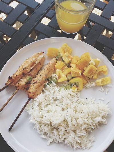 Al fresco dining 😋 Alfresco Dining Lunch Lunch In The Garden