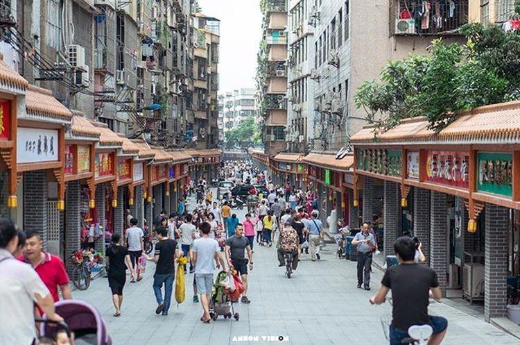 三元里 抗英大街 Guangzhou Canton Exploregz 50mm Sony Street History