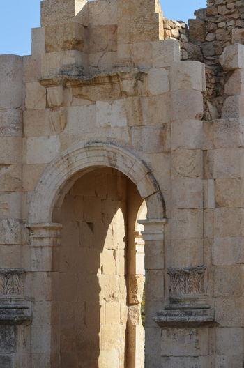 Ancient Ruins Sunk City Archology Jordanien Roman Ruined Building Roman Culture Ruins Antiques Antique Ancient Architecture Sunk Antik Römer Jerash - Jordan Excavation Jerash Säulen Temple Jordan Ancient Ausgrabungen Architecture