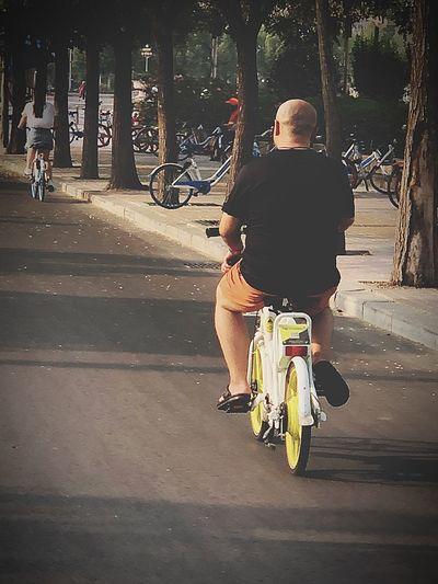 共享单车的时代